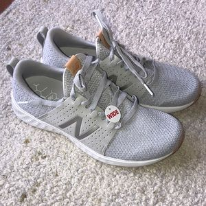 NWT new balance grey shoes